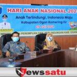 Pandemi Tak Halangi Peringatan Hari Anak Nasional 2021