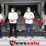 Pemkot Surabaya Banjir Bantuan Peduli Penanggulangan Pandemi Covid-19