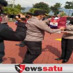 Polres Batu Bagikan Ribuan Paket Sembako