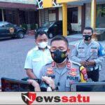 Polres Kota Probolinggo Ungkap Dugaan Asusila Dua Remaja Di Taman Maramis