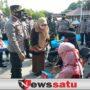 Polres Kota Probolinggo bagikan 50 Ton Beras Kepada Masyarakat