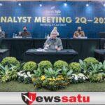 Triwulan II 2021 Selama Pandemi, Laba Bank BJB Tumbuh Positif 14,4%