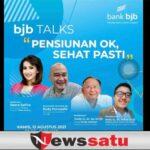 Bahas Persiapan Masa Pensiun Anda lewat BJB Talks Webinar