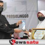 Festival Lomba Seni Siswa Nasional Dapat Penghargaan Dari Walikota Probolinggo