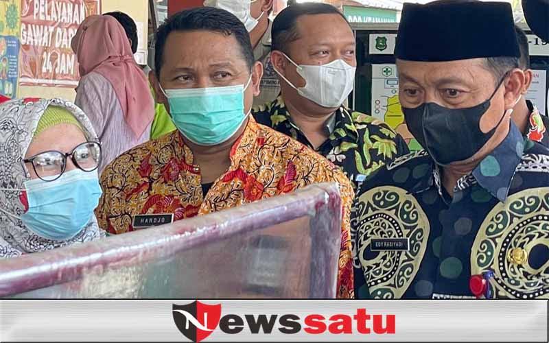 Pemkab Sumenep Agendakan Vaksinasi Serentak di 27 Kecamatan