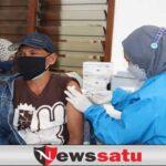 Percepat Vaksinasi, Polres Batu Gelar Vaksin di GKI