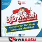 Sambut HUT RI ke-76, Bank BJB Persembahkan Promo BJB Meriah