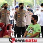 Sampang Zona Kuning, Irwasum Polri Tinjau Penanganan Pandemi Covid-19