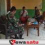 Capaian Vaksinasi Rendah, TNI-Polri Blusukan Edukasi Warga Pamekasan