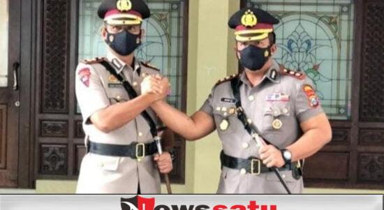 Kapolda Lantik Pejabat Baru Polda Jatim, AKBP Rogib Triyanto Jadi Kapolres Pamekasan