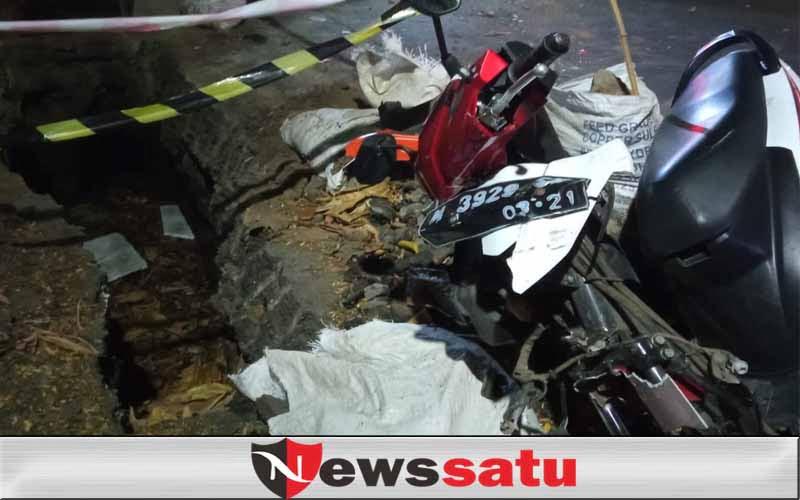 Kecelakaan Pengendara Motor di Kota Probolinggo, Kedua Korban Mengalami Luka Parah