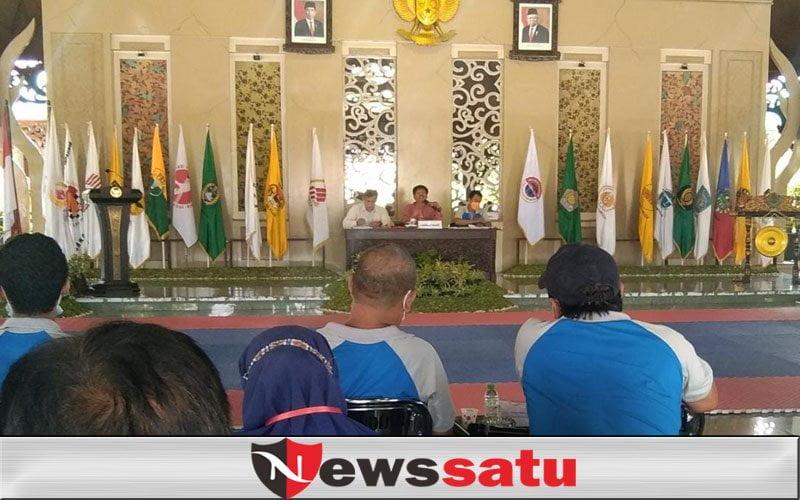 Loeqman Al Hakim Aklamasi, Bupati Titip ini pada KONI Kabupaten Pamekasan