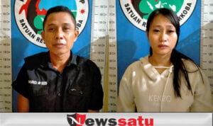 Mantan Kades di Sumenep Dibawa Polisi Saat Pesta Sabu Bersama Gadis Bohay