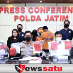 Polda Jatim Bekuk Sepasang Kekasih, Edarkan Sabu Lintas Malaysia-Indonesia di Jakarta