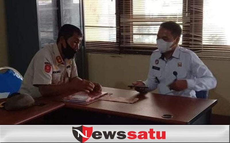 Satpol PP dan Damkar Siap Latih Teknis Pemadam Tim Lapas Narkotika Kelas IIA Pamekasan