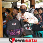 Tas Batik Produk WUB, Jadi Souvernir Khas Sosialisasi DBHCHT di Pamekasan