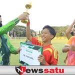 Walikota Probolinggo Hadiri Langsung Kejuaraan Sepak Bola U-16