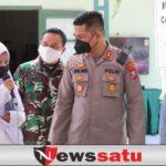 Akabri 89 Gelar Bansos dan Vaksinasi di Kabupaten Sampang