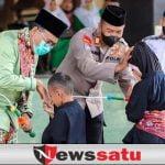 Apel HSN 2021, Dihadiri Ormas Islam dan Santri Bumi Gerbang Salam
