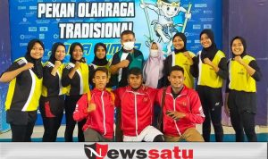 Atlet KORMI Pamekasan, Raih Juara 4 dalam Festival Oltrad Jatim