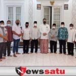 Belasan Anggota GASPPOL Kota Probolinggo Audensi Bersama Walikota