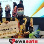Desa Lobuk Sabet Gelar sebagai Juara 4 Lomba Desa di Jatim