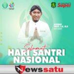 HSN 2021, Bupati Fauzi Ajak Para Santri Pulihkan Ekonomi Masyarakat