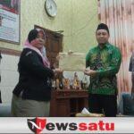 KPU Kota Probolinggo Temui Ketua DPRD