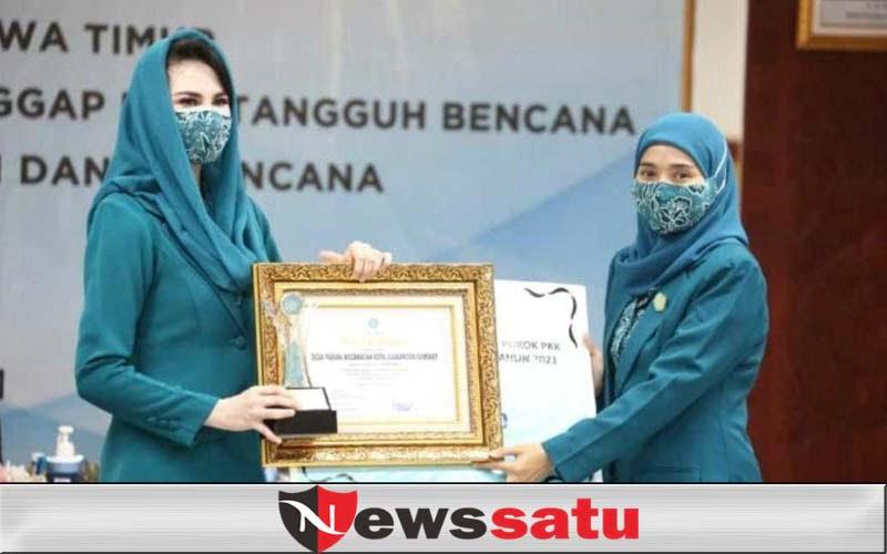 Lomba 10 Program Pokok PKK 2021, Sumenep Raih Juara