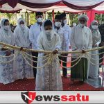 Momentum Hari Santri Nasional, Said Abdullah Resmikan Masjid di Sumenep