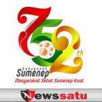 Momentum dan Arti Logo Hari Jadi Kota Sumenep ke-752 Tahun 2021