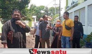 Pagar Tembok Rumah Retak, Warga Probolinggo Adukan ke DPRD