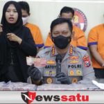 Polresta Banyuwangi bersama Ditreskrimsus Polda Jatim, Gulung Sindikat Upal 3,8 M