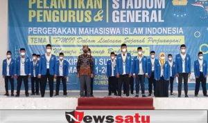Resmi Dilantik, PK PMII STKIP Fokus Pengembangan Kaderisasi