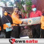 Rumah Warga Kota Probolinggo Hampir Roboh Dievakuasi Tim MRP