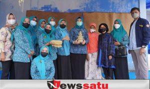TP PKK OKI Lakukan Kunjungan Kerja ke Kecamatan Jejawi