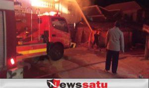 Toko Bangunan di Sumenep Terbakar, Kerugiannya Capai Rp 1,5 M